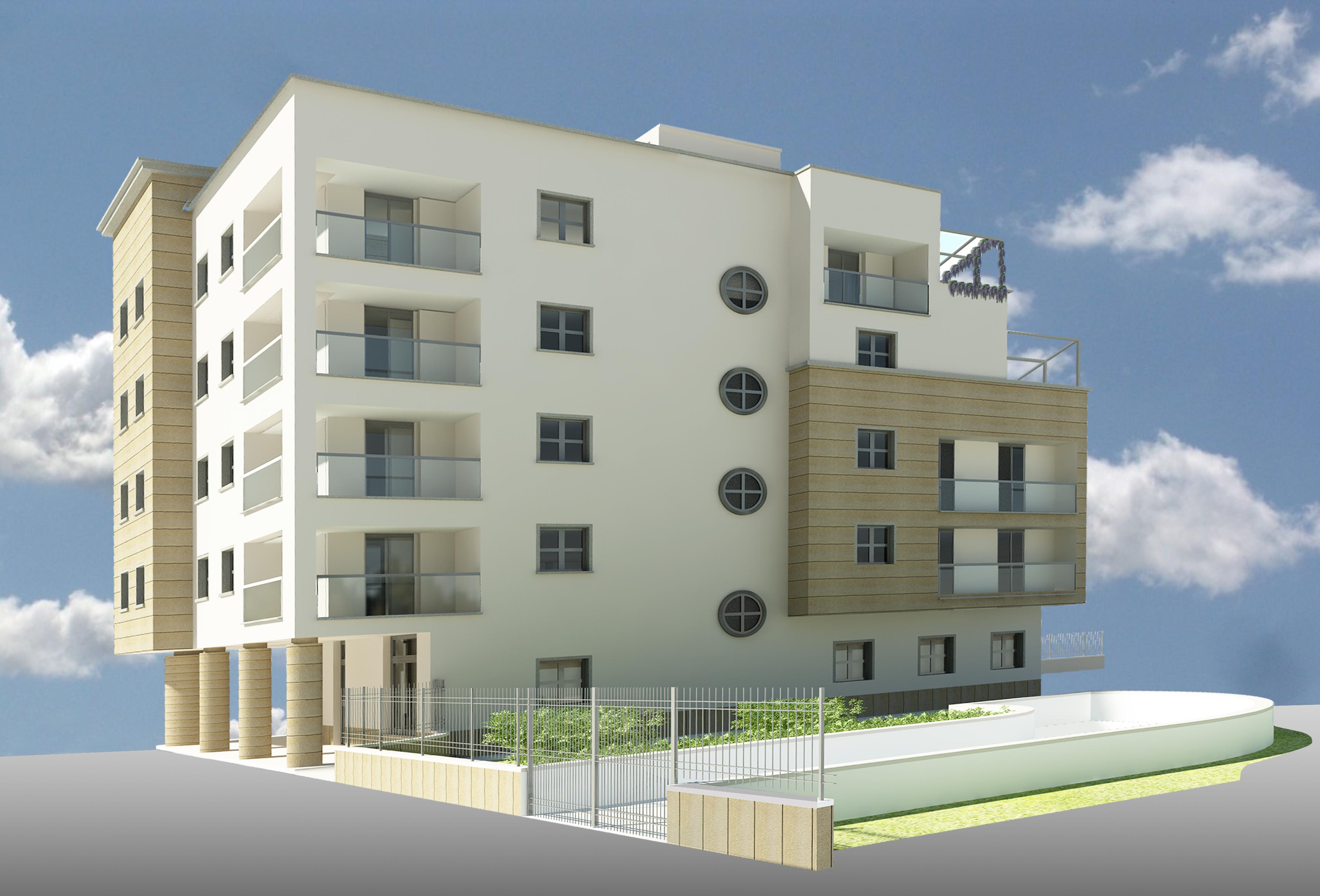 Residenze forno ambrosiano edilmoro srl for Caprotti arredamenti