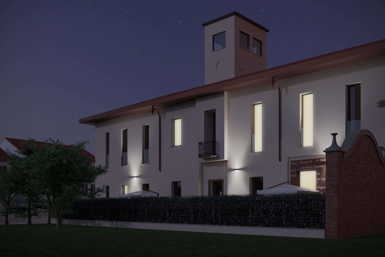 Residenza boffi pirogalli edilmoro srl for Caprotti arredamenti